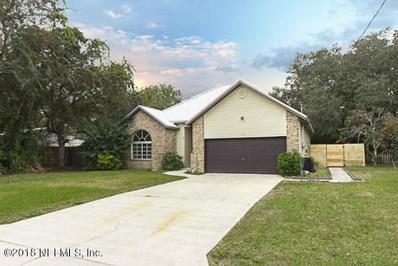 340 Shamrock Rd, St Augustine, FL 32086 - #: 969301