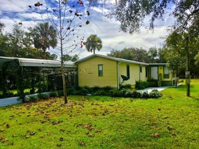 Welaka, FL home for sale located at 509 Oak St, Welaka, FL 32193