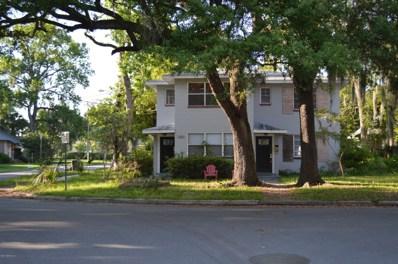 1205 Dorel St, Jacksonville, FL 32207 - #: 969873