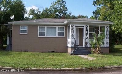 1237 W 19TH St, Jacksonville, FL 32209 - #: 969932