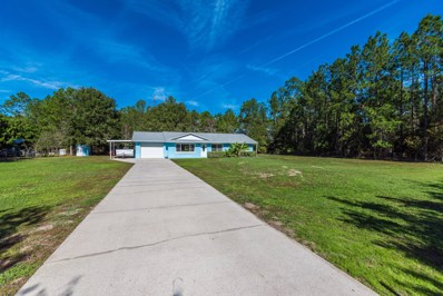 Hastings, FL home for sale located at 4020 Flagler Estates Blvd, Hastings, FL 32145