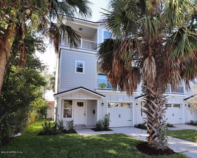 Jacksonville Beach, FL home for sale located at 132 10TH St S, Jacksonville Beach, FL 32250