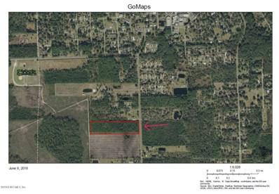 Hilliard, FL home for sale located at 0 County Road 108, Hilliard, FL 32046