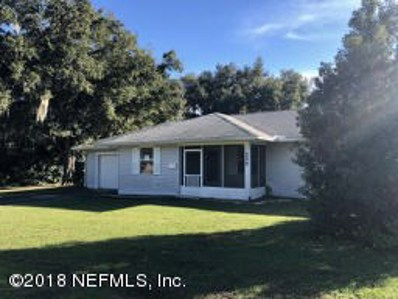 Crescent City, FL home for sale located at 205 Palmetto Ave, Crescent City, FL 32112