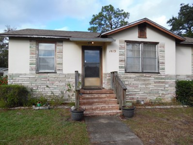 Jacksonville Beach, FL home for sale located at 1419 4TH Ave N, Jacksonville Beach, FL 32250