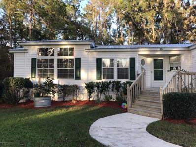 Palatka, FL home for sale located at 354 Palmetto Bluff Rd, Palatka, FL 32177