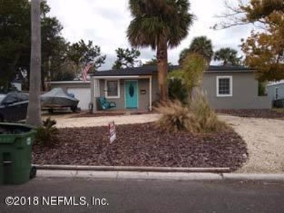 Jacksonville Beach, FL home for sale located at 523 Patricia Ln, Jacksonville Beach, FL 32250