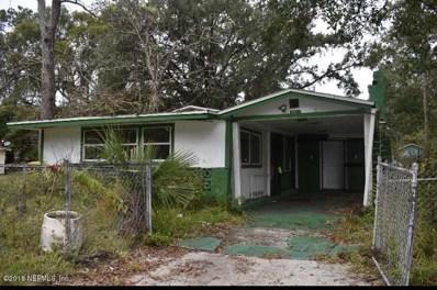 2015 Tuskegee Rd, Jacksonville, FL 32209 - MLS#: 971511