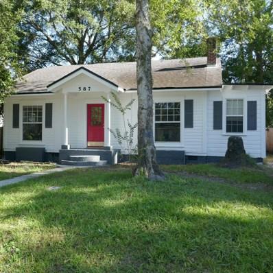 587 Talbot Ave, Jacksonville, FL 32205 - #: 971897