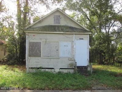 1816 W 20TH St, Jacksonville, FL 32209 - #: 972041