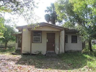 1358 W 19TH St, Jacksonville, FL 32209 - #: 972046