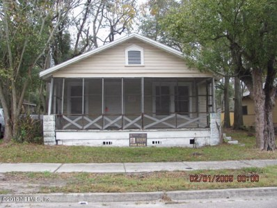 2919 Fitzgerald St, Jacksonville, FL 32254 - MLS#: 972123