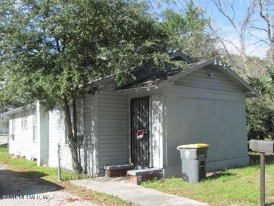 1702 Fairfax St, Jacksonville, FL 32209 - #: 972136