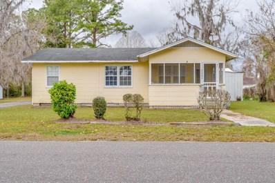 Hilliard, FL home for sale located at 37394 W 3RD St, Hilliard, FL 32046