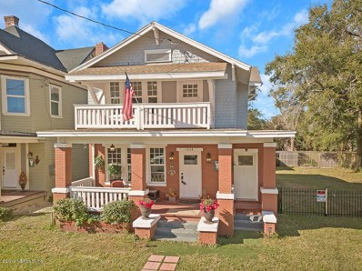 Jacksonville, FL home for sale located at 1530 Walnut St, Jacksonville, FL 32206