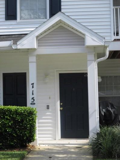 575 Oakleaf Plantation Pkwy UNIT 715, Orange Park, FL 32065 - #: 972738