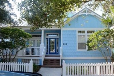 828 Ocean Palm Way, St Augustine, FL 32080 - #: 972782