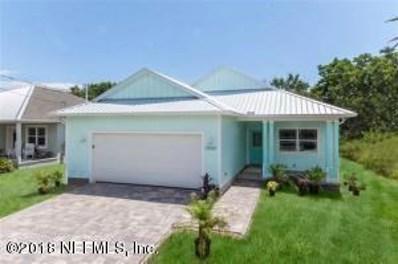 5448 4TH St, St Augustine, FL 32080 - #: 973037