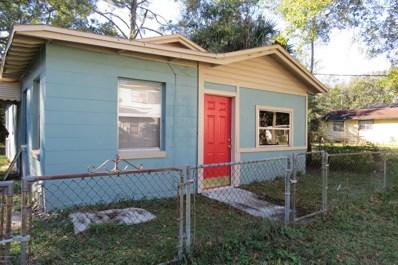 1444 W 24TH St, Jacksonville, FL 32209 - #: 973130