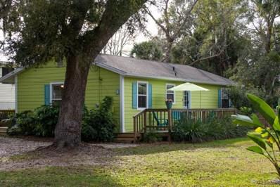 8 Nesmith Ave, St Augustine, FL 32084 - #: 973214