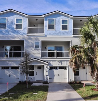 Jacksonville Beach, FL home for sale located at 128 S 10TH St, Jacksonville Beach, FL 32250