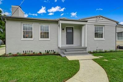 2741 Hendricks Ave, Jacksonville, FL 32207 - #: 973414