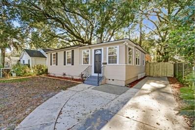 1294 Rensselaer Ave, Jacksonville, FL 32205 - MLS#: 973733