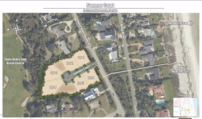 Jacksonville Beach, FL home for sale located at 3 Summer (Lot 2) Ct, Jacksonville Beach, FL 32082