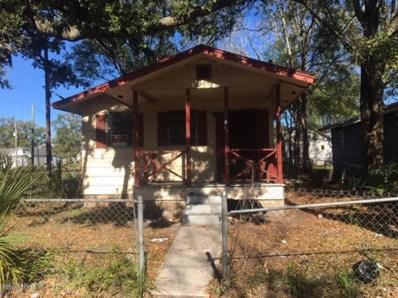 1187 W 3RD St, Jacksonville, FL 32209 - #: 973966