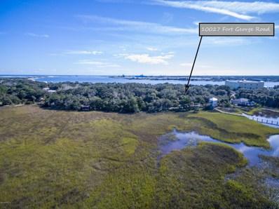 Jacksonville, FL home for sale located at 10027 Fort George Rd, Jacksonville, FL 32226
