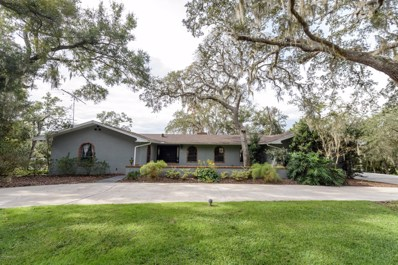 St Augustine, FL home for sale located at 3625 Crazy Horse Trl, St Augustine, FL 32086