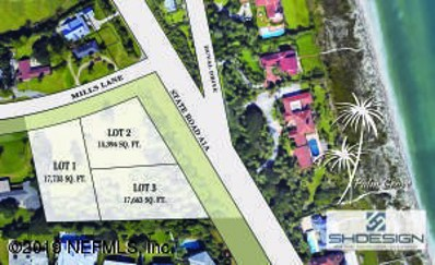 Jacksonville Beach, FL home for sale located at 100 Mills Ln, Jacksonville Beach, FL 32250
