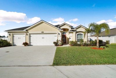St Augustine, FL home for sale located at 400 Deer Crossing Rd, St Augustine, FL 32086