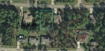 Palm Coast, FL home for sale located at 60 Rae Dr, Palm Coast, FL 32164