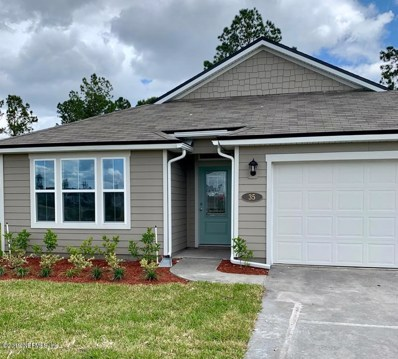 St Augustine, FL home for sale located at 35 Fox Water Trl, St Augustine, FL 32086