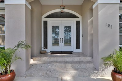 Ponte Vedra Beach, FL home for sale located at 181 Twelve Oaks Ln, Ponte Vedra Beach, FL 32082