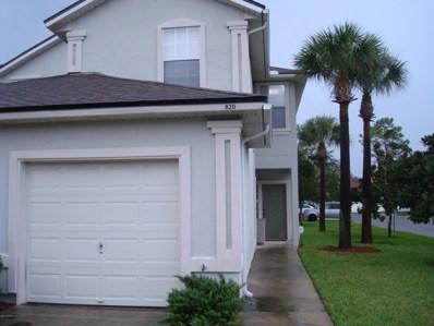 820 Southern Creek Dr, St Johns, FL 32259 - #: 974697