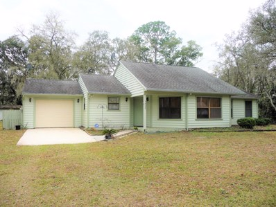 St Augustine, FL home for sale located at 5029 Vogel Rd, St Augustine, FL 32092