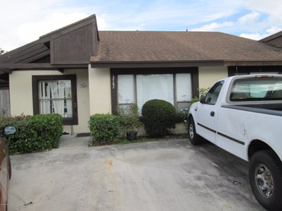 Lake Worth, FL home for sale located at 3782 Mil-Pond Ct, Lake Worth, FL 33463