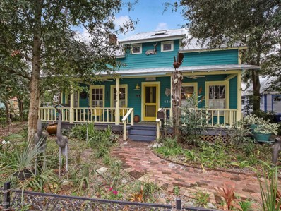 Fernandina Beach, FL home for sale located at 414 Cedar St, Fernandina Beach, FL 32034