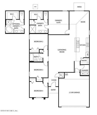 Jacksonville, FL home for sale located at 15450 Spotted Stallion Trl, Jacksonville, FL 32234