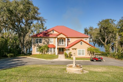 Keystone Heights, FL home for sale located at 6994 Crystal Lake Rd, Keystone Heights, FL 32656