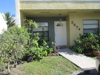 Lake Worth, FL home for sale located at 5674 Kimberton Way, Lake Worth, FL 33463