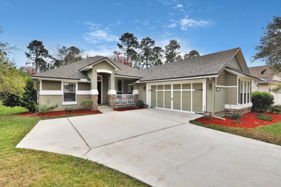 St Augustine, FL home for sale located at 1161 Stonehedge Trail Ln, St Augustine, FL 32092