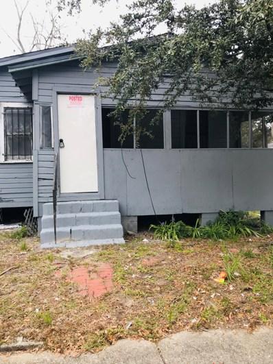 1573 W 34TH St, Jacksonville, FL 32209 - #: 975489