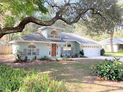 St Augustine, FL home for sale located at 3300 Turtle Creek Rd, St Augustine, FL 32086
