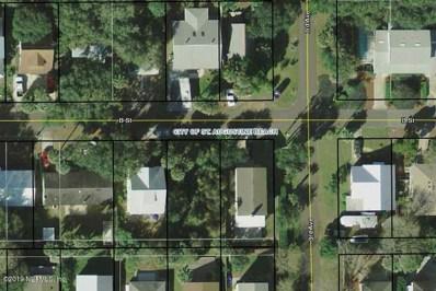 303 B St, St Augustine, FL 32080 - #: 975892