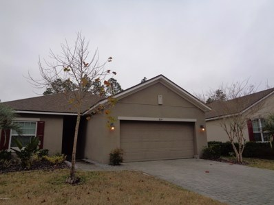St Augustine, FL home for sale located at 834 Battersea Dr, St Augustine, FL 32095