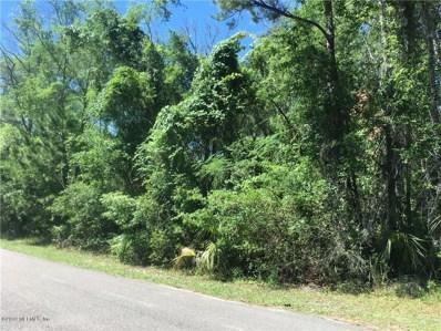 Hilliard, FL home for sale located at  0 Oxford St, Hilliard, FL 32046