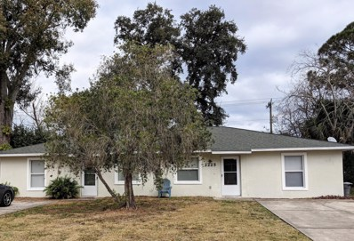 Edgewater, FL home for sale located at 2225 India Palm Dr, Edgewater, FL 32141